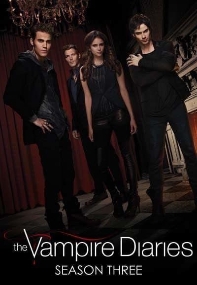 Image of Random Best Seasons of 'The Vampire Diaries'