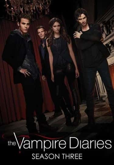 The Vampire Diaries - Season 3 is listed (or ranked) 1 on the list The Best Seasons of 'The Vampire Diaries'