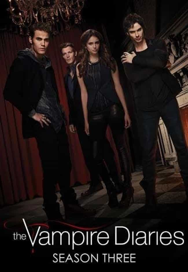 The Vampire Diaries - Se... is listed (or ranked) 1 on the list The Best Seasons of 'The Vampire Diaries'