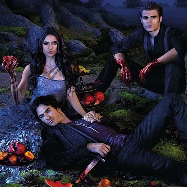 The Vampire Diaries - Se... is listed (or ranked) 1 on the list The Best Seasons of The Vampire Diaries