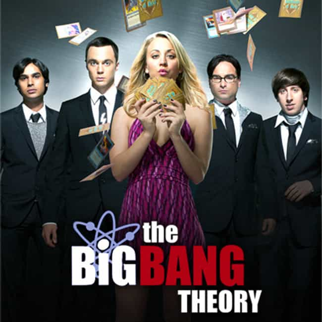 The Big Bang Theory - Season 1 is listed (or ranked) 4 on the
