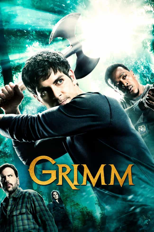 Grimm is listed (or ranked) 3 on the list What to Watch If You Love 'Supernatural'