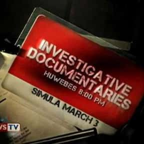 Investigative Documentaries is listed (or ranked) 4 on the list The Best Investigative Journalism TV Shows