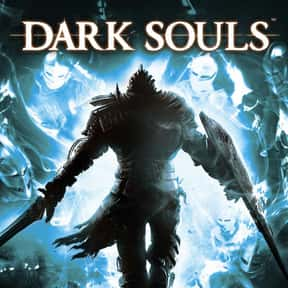 Dark Souls is listed (or ranked) 4 on the list The Best Fantasy Games Of All Time