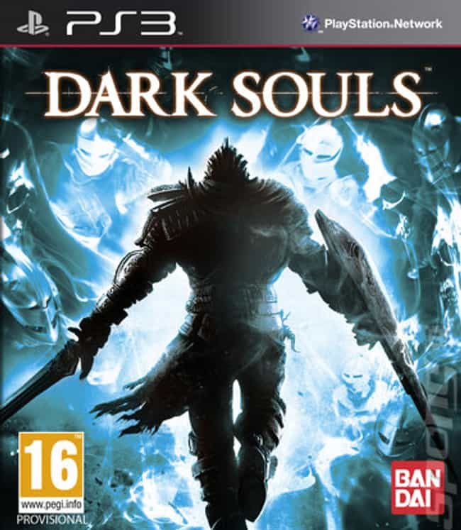 Dark Souls is listed (or ranked) 2 on the list The Top 10 JRPG'S For The Playstation 3