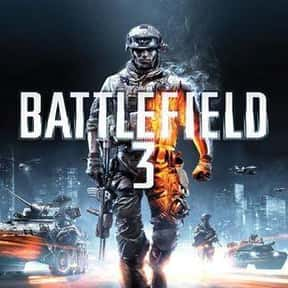 Battlefield 3 is listed (or ranked) 1 on the list The Best Online Multiplayer Shooters