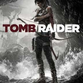 Tomb Raider is listed (or ranked) 9 on the list The Best Xbox One Horror Games