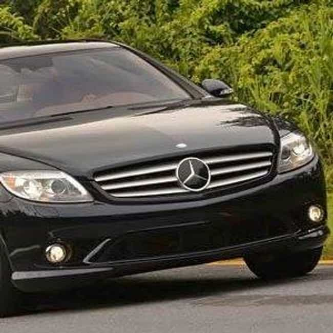 2010 Mercedes-Benz CL-Cl... is listed (or ranked) 3 on the list The Best Mercedes-Benz CL-Classes of All Time