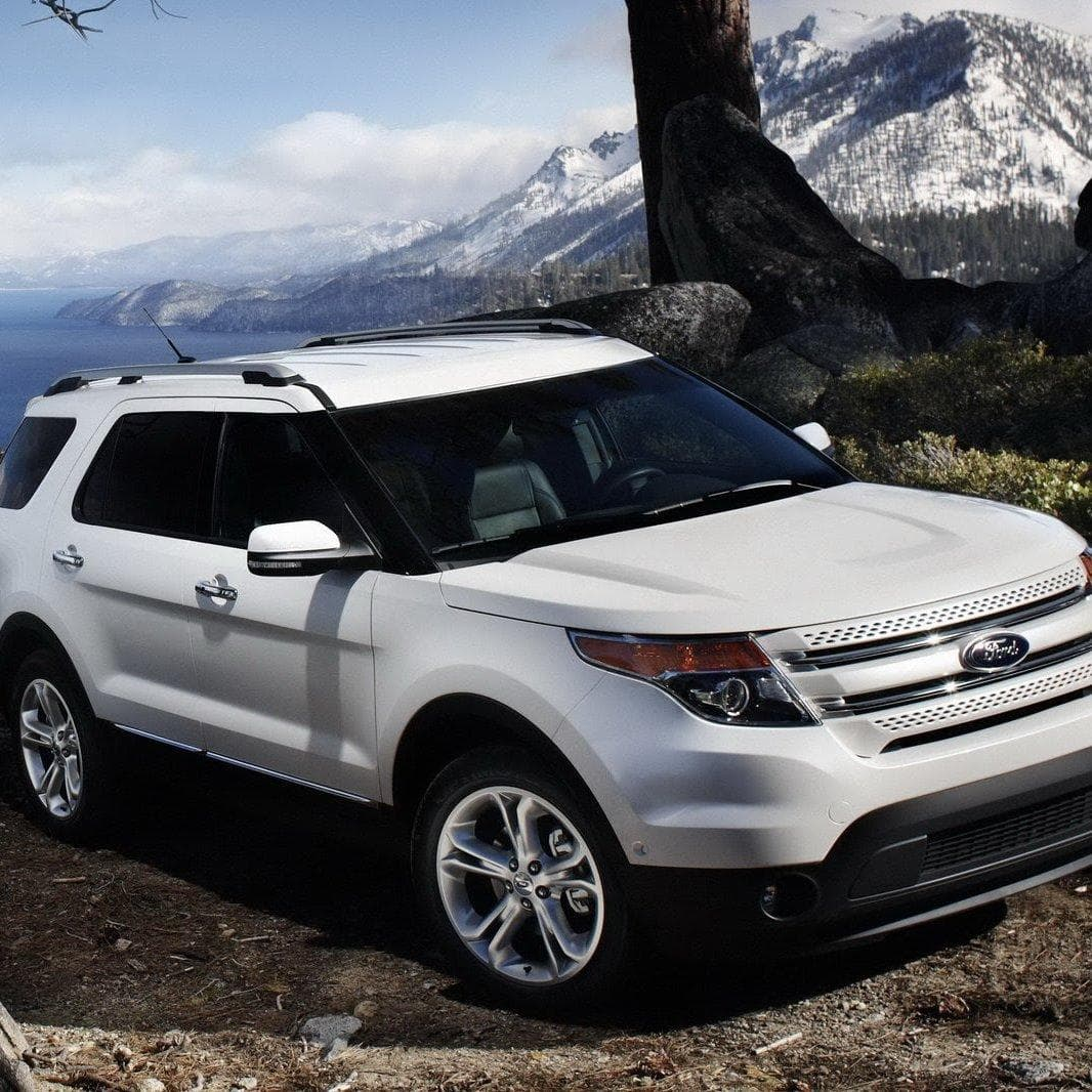 Random Best Ford Explorers