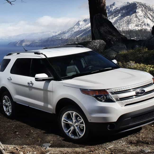 2011 Ford Explorer is listed (or ranked) 1 on the list The Best Ford Explorers of All Time