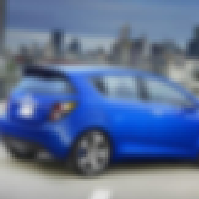 2011 Chevrolet Aveo is listed (or ranked) 3 on the list The Best Chevrolet Aveos of All Time