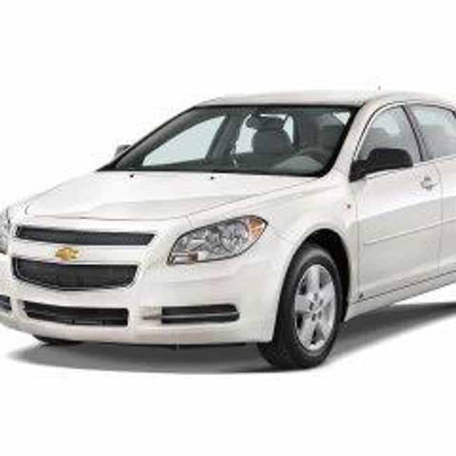 2011 Chevrolet Malibu is listed (or ranked) 2 on the list The Best Chevrolet Malibus of All Time