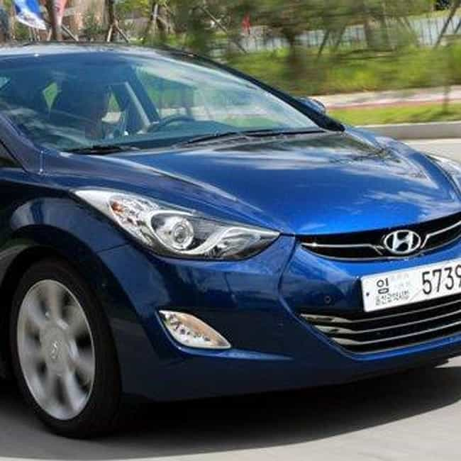 2011 Hyundai Elantra Sed... is listed (or ranked) 2 on the list The Best Hyundai Elantras of All Time