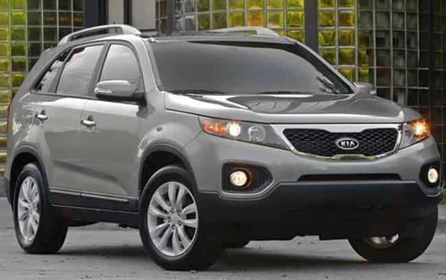 2012 Kia Sorento is listed (or ranked) 3 on the list The Best Kia Sorentos of All Time