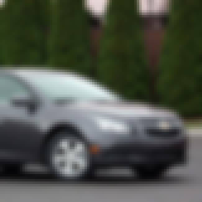 2011 Chevrolet Cruze is listed (or ranked) 5 on the list The Most Affordable Small Cars 2010