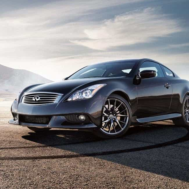 2011 Infiniti G37 Coupe is listed (or ranked) 1 on the list The Best Infiniti G37s of All Time