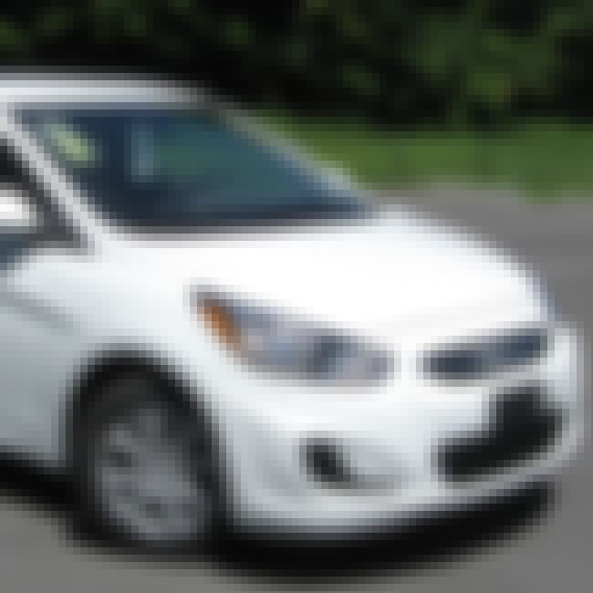 2012 Hyundai Accent Sedan is listed (or ranked) 1 on the list The Best Hyundai Accents of All Time