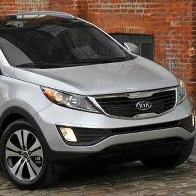 2012 Kia Sportage is listed (or ranked) 1 on the list The Best Kia Sportages of All Time
