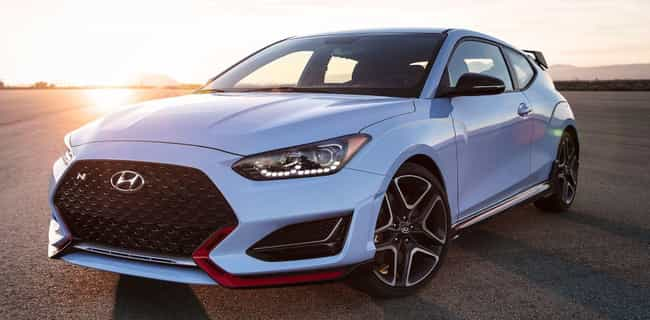 Hyundai Veloster is listed (or ranked) 4 on the list The Best 2020 Cars Under $20,000