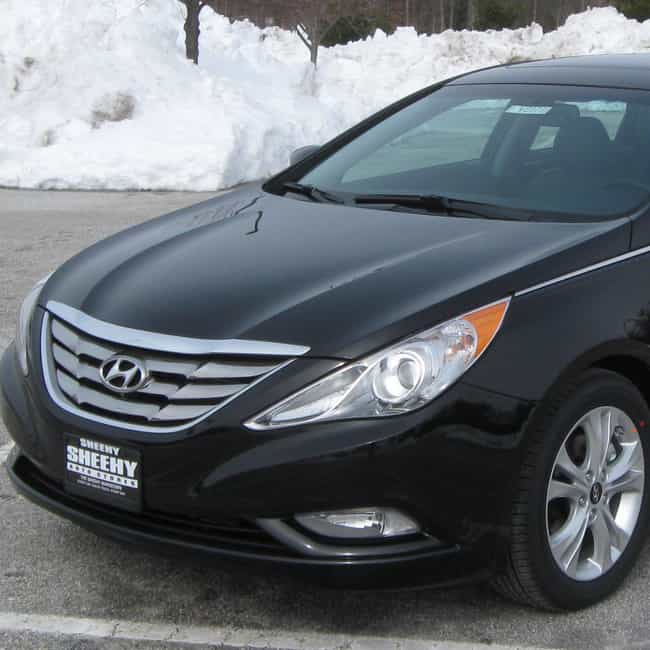 2011 Hyundai Sonata is listed (or ranked) 3 on the list The Best Hyundai Sonatas of All Time