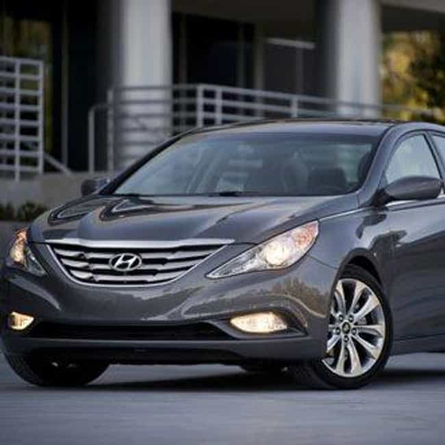 2012 Hyundai Sonata is listed (or ranked) 4 on the list The Best Hyundai Sonatas of All Time