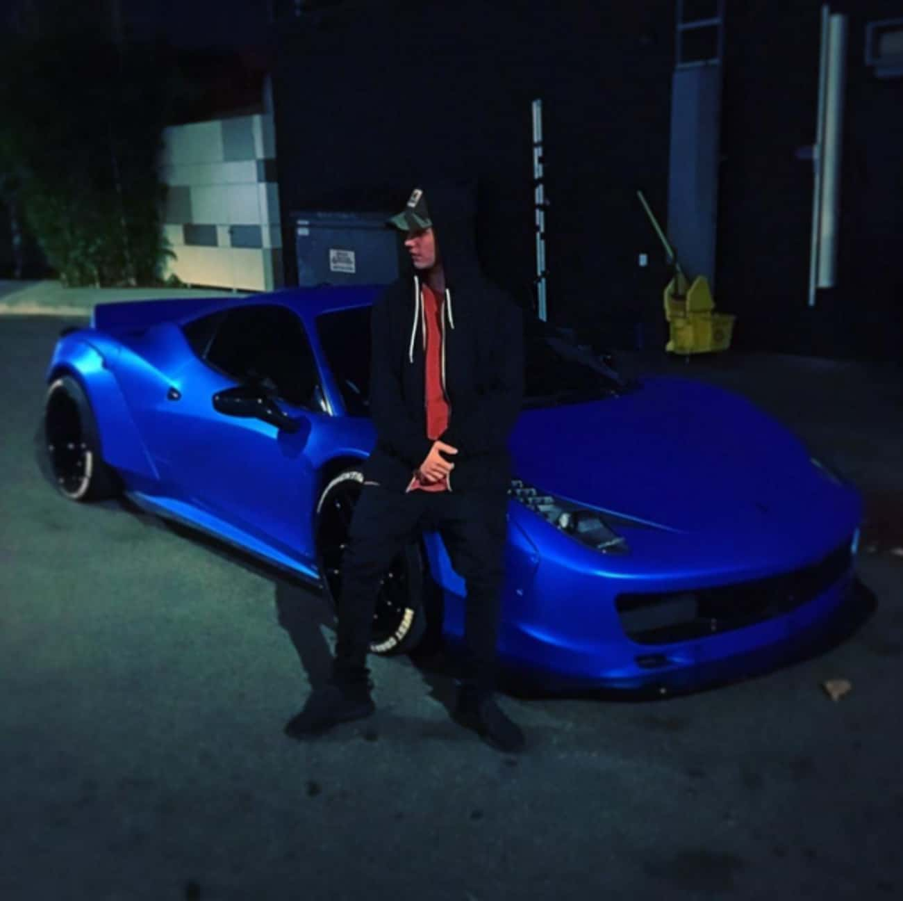 Ferrari 458 Italia is listed (or ranked) 1 on the list Cars Owned By Justin Bieber That He's Probably Only Driven Once