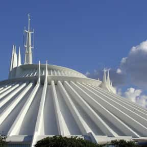 Space Mountain is listed (or ranked) 15 on the list The Worst Amusement Park Rides To Get Stuck On