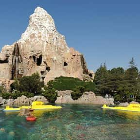 Finding Nemo Submarine Voyage is listed (or ranked) 24 on the list The Best Rides at Disneyland