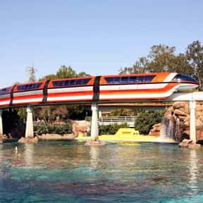 Finding Nemo Submarine Voyage is listed (or ranked) 13 on the list The Worst Amusement Park Rides To Get Stuck On