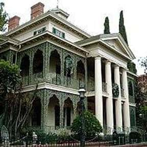 Haunted Mansion is listed (or ranked) 3 on the list The Best Rides at Disneyland