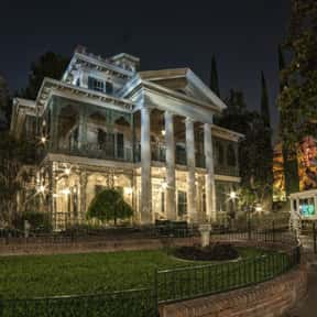 Haunted Mansion is listed (or ranked) 20 on the list The Worst Amusement Park Rides To Get Stuck On