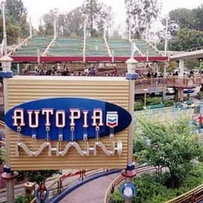 Autopia is listed (or ranked) 16 on the list The Best Rides at Disneyland