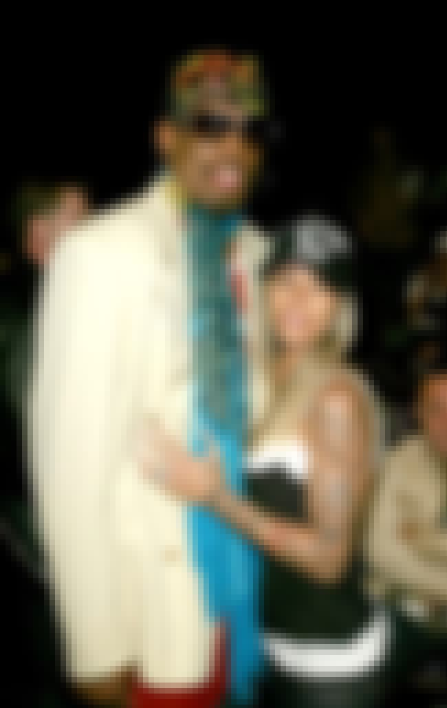 Michelle Moyer is listed (or ranked) 1 on the list Women Who Dennis Rodman Has Dated