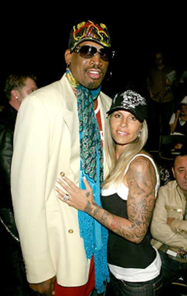Who Has Dennis Rodman Dated His Dating History With Photos