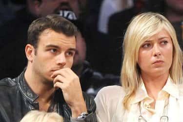 Sharapova list maria boyfriend Who Has