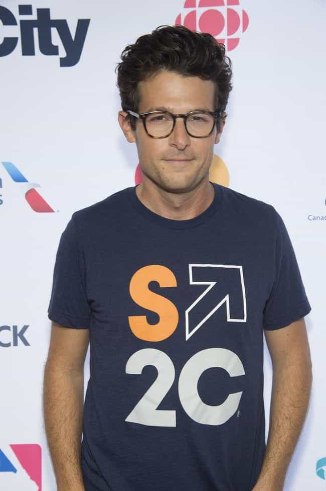 Jacob Soboroff is listed (or ranked) 4 on the list Kirsten Dunst's Loves & Hookups