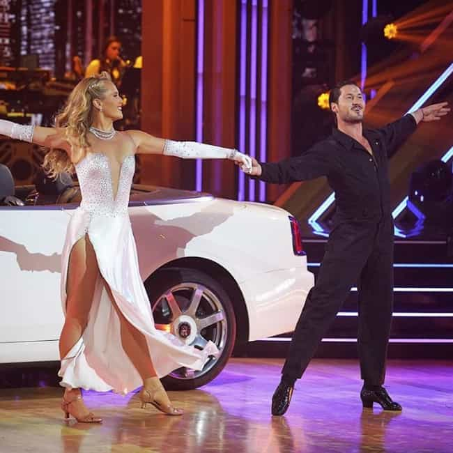 Sailor Lee Brinkley-Cook is listed (or ranked) 2 on the list Who Will Win Season 28 Of 'Dancing With The Stars'?