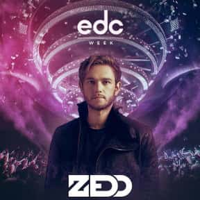 Zedd is listed (or ranked) 5 on the list The Best Las Vegas DJ Residencies Right Now