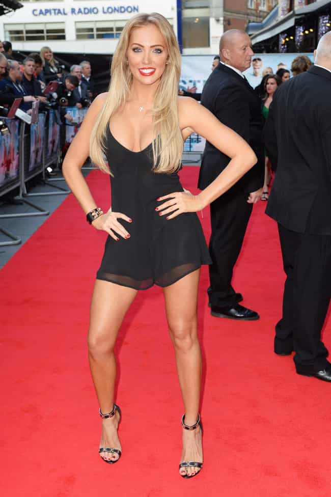 Aisleyne Horgan is listed (or ranked) 1 on the list Famous Friends of Amy Winehouse