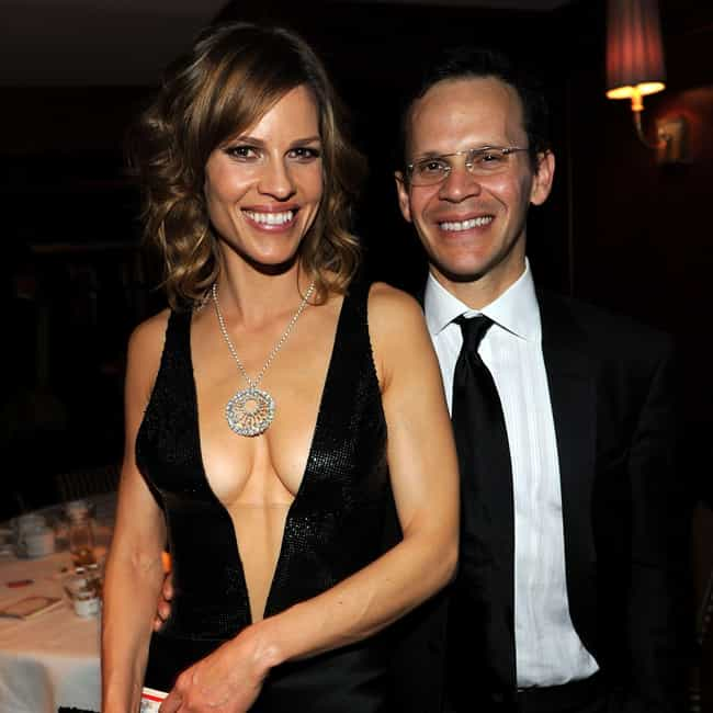 John Campisi is listed (or ranked) 4 on the list Hilary Swank Loves and Hookups