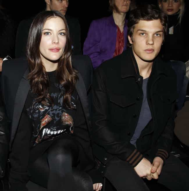 Theo Wenner is listed (or ranked) 4 on the list Liv Tyler Loves and Hookups