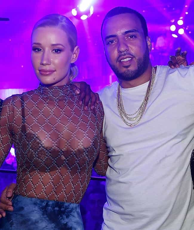 Iggy Azalea is listed (or ranked) 4 on the list French Montana Loves and Hookups