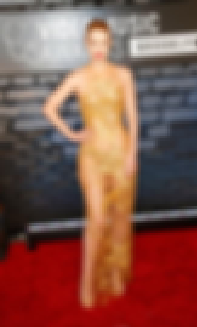 Iggy Azalea is listed (or ranked) 3 on the list The Most Shockingly Over-the-Top Celebrity Sheer Dresses