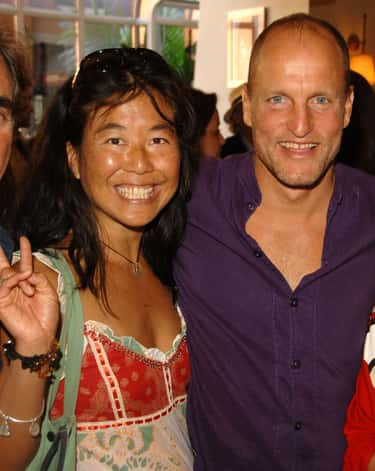 Laura Louie is listed (or ranked) 1 on the list Woody Harrelson Loves and Hookups