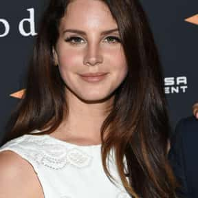 Lana Del Rey is listed (or ranked) 3 on the list Famous Cancer Female Celebrities
