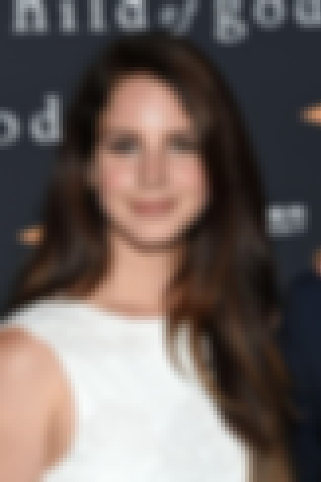 Lana Del Rey is listed (or ranked) 1 on the list 26 Terrifying Celebrity Stalkers