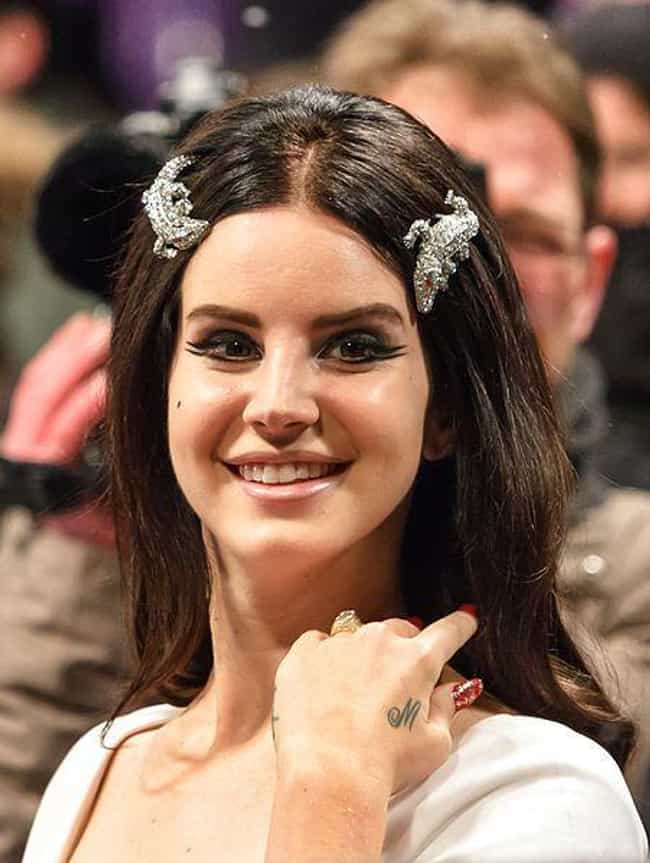 Lana Del Rey is listed (or ranked) 2 on the list 14 Terrifying Celebrity Stalkers