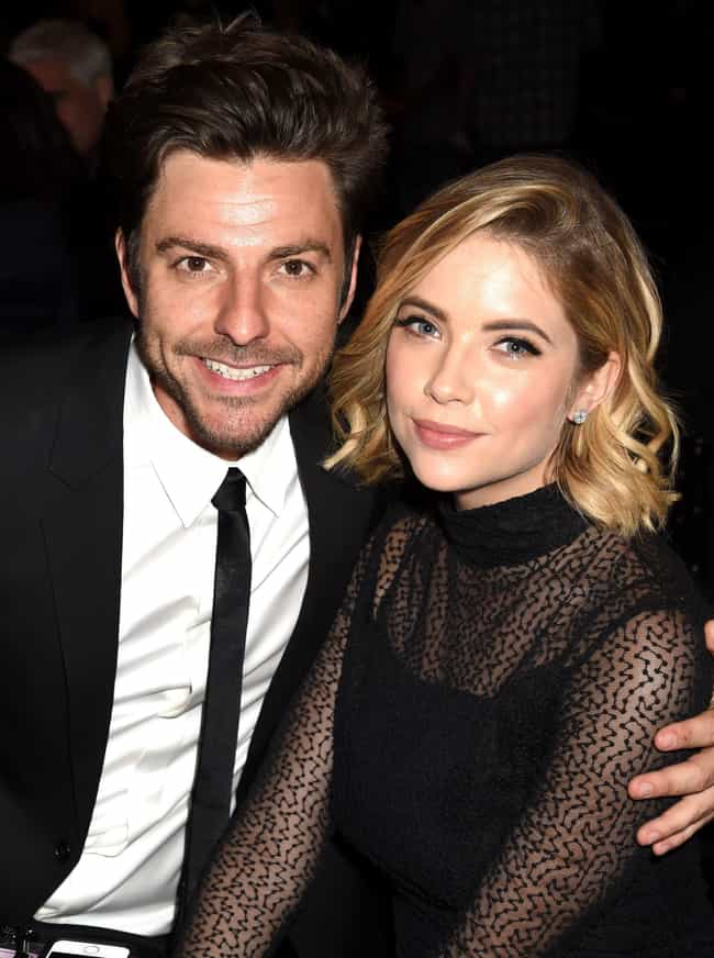 Ryan Good is listed (or ranked) 2 on the list Ashley Benson Loves and Hookups