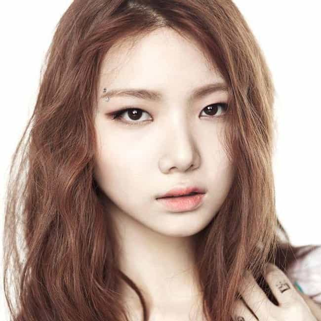 Lee Kaeun is listed (or ranked) 4 on the list Vote: Who Is The Best After School Member?