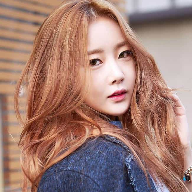 Subin is listed (or ranked) 2 on the list Vote: Who Is The Best Dal Shabet Member?